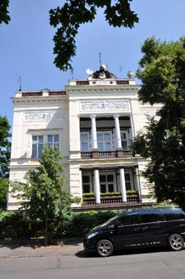 Aleja Lipowa Wrocław