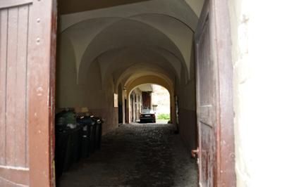 Brama w Bardzie