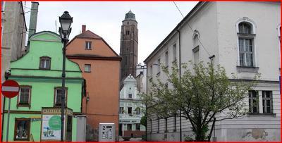 Ciekawe miejsce w Paczkowie: Kościół Warowny