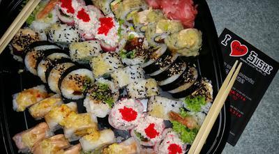 Zestaw Sushi z I love Sushi