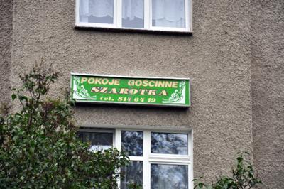 Pokoje noclegowe Szarotka Lądek
