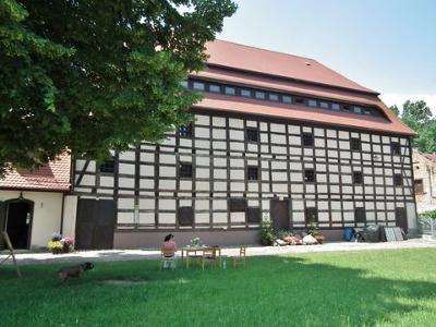 Spichlerz - Muzeum Powozów Galowice