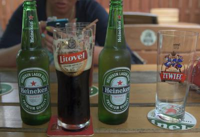 Piwo w Restauracji Casablanca