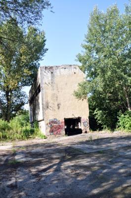 Opuszczony Budynek Wrocław
