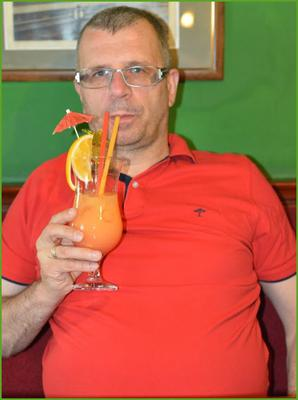 Inny przyjemny drink w Pubie Lissa