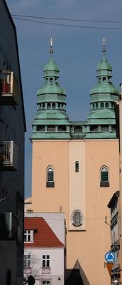 Kościół w Głuchołazach