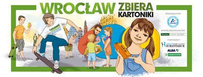 Wrocław zbiera kartoniki