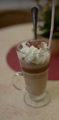 Kawa w Restauracji Królewskiej